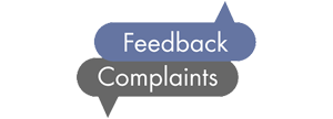 Feedback & Complaints logo